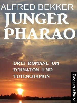 cover image of Junger Pharao