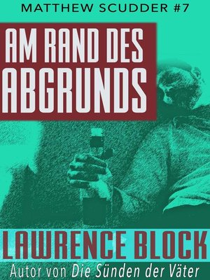 cover image of Am Rand des Abgrunds
