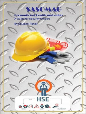 cover image of Sasomag Book for Security Officers