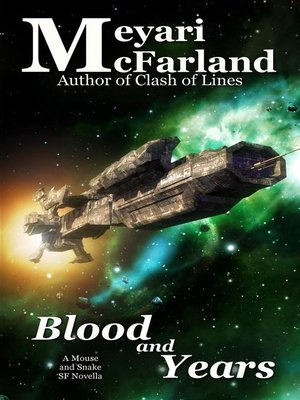 cover image of Blood and Years