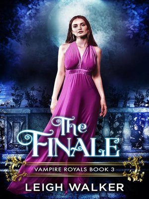 cover image of Vampire Royals 3