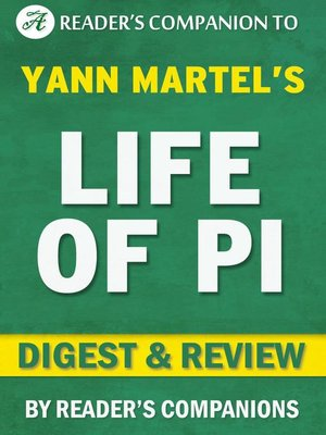cover image of Life of Pi by Yann Martel | Digest & Review