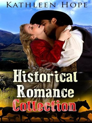 cover image of Historical Romance Collection