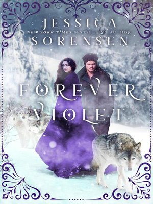 cover image of Forever Violet