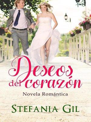 cover image of Deseos del corazón