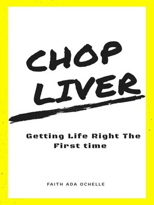cover image of Chop Liver