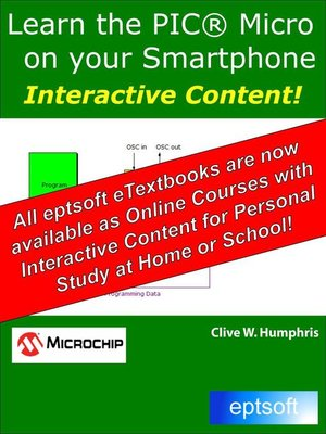 cover image of Learn the PIC® Micro on Your Smartphone