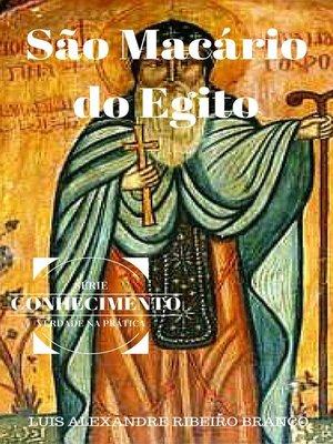cover image of São Macário do Egito