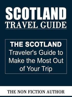 cover image of Scotland Travel Guide