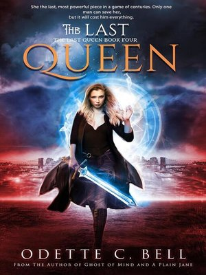 cover image of The Last Queen Book Four