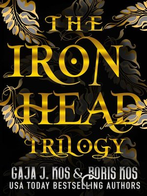 cover image of The Iron Head Trilogy