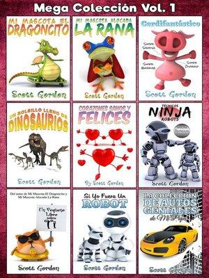 cover image of Mega Colección Volume 1