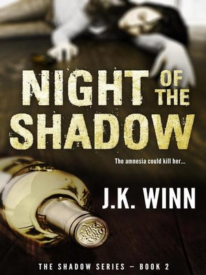 cover image of Night of the Shadow