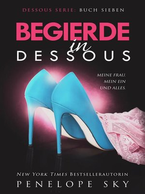 cover image of Begierde in Dessous
