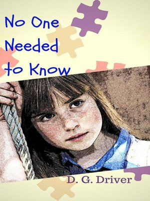 cover image of No One Needed to Know