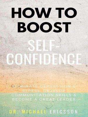 cover image of How to Boost Self-Confidence