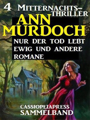 cover image of Sammelband 4 Mitternachts-Thriller