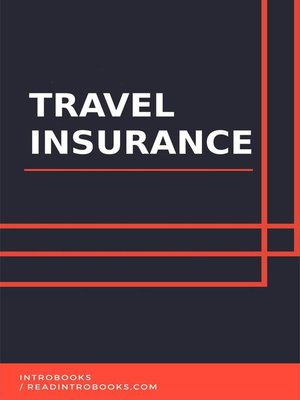 cover image of Travel Insurance