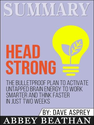 cover image of Summary of Head Strong