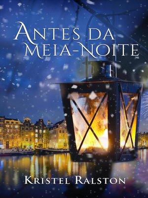 cover image of Antes da Meia-noite