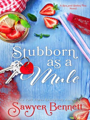 cover image of Stubborn as a Mule