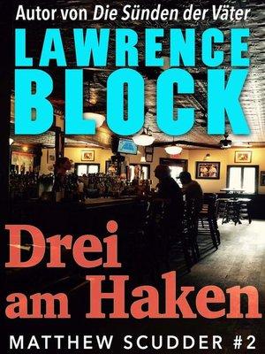 cover image of Drei am Haken