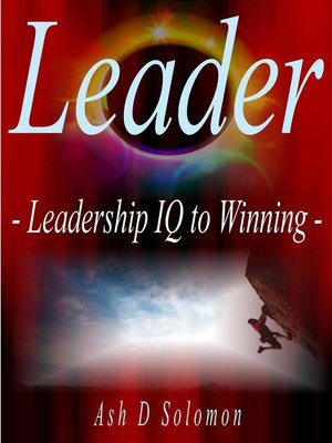 cover image of Leader