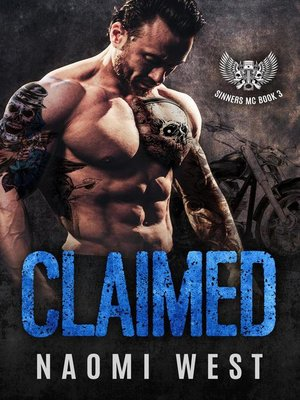 cover image of Claimed (Book 3)
