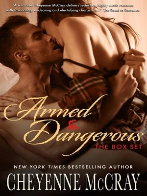 cover image of Armed and Dangerous the Box Set