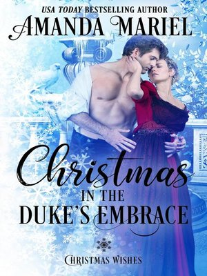 cover image of Christmas in the Duke's Embrace