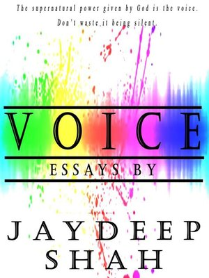cover image of Voice