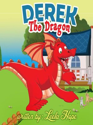 cover image of Derek the Dragon