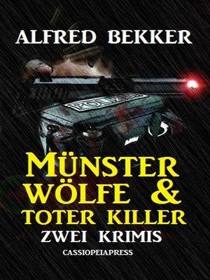 cover image of Münster-Wölfe & Toter Killer