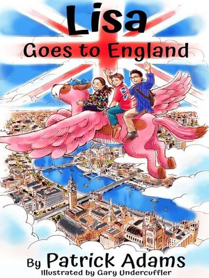 cover image of Lisa Goes to England