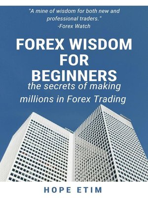 cover image of Forex Wisdom for Beginners