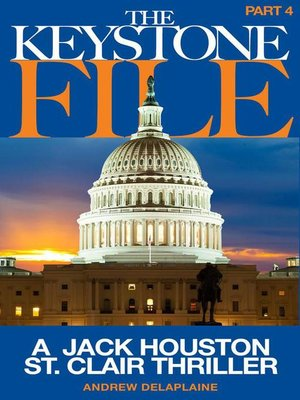 cover image of The Keystone File--Part 4
