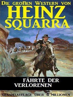cover image of Fährte der Verlorenen