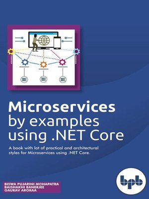 cover image of Microservices by Example