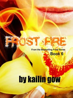 cover image of Frost Fire