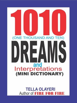 cover image of 1010 (One Thousand and Ten) Dreams and Interpretations