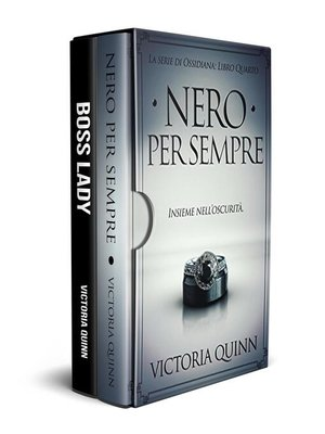 cover image of Nero Per Sempre