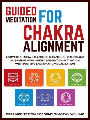 cover image of Guided Meditation for Chakra Alignment