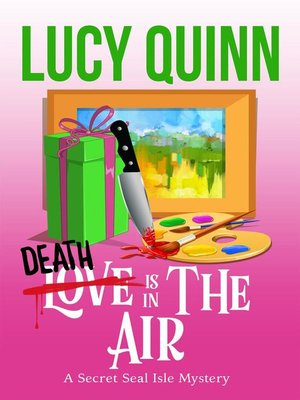 cover image of Death is in the Air (Secret Seal Isle Mysteries, Book 5)