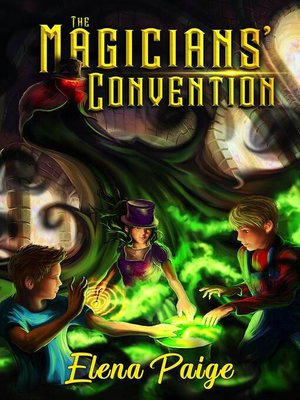 cover image of The Magicians' Convention