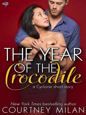 cover image of The Year of the Crocodile