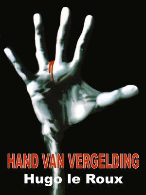 cover image of Hand van vergelding