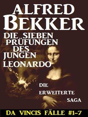 cover image of Die sieben Prüfungen des jungen Leonardo