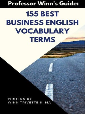 cover image of 155 Best Business English Vocabulary Terms
