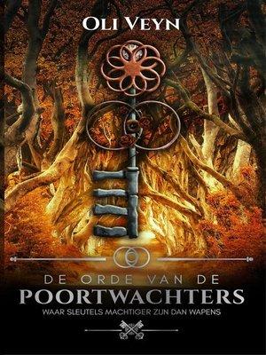 cover image of De orde van de poortwachters