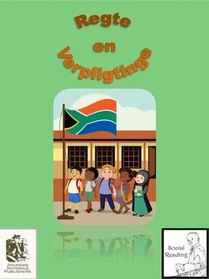 cover image of Regte en Verpligtinge